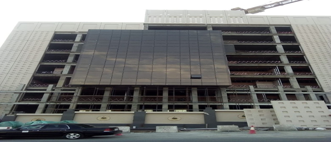 Chiller system  Design , supply and installation in the Ministry of Hajj building, the second package, buildings 7 & 8 in Al Hamra district – Makkah project.