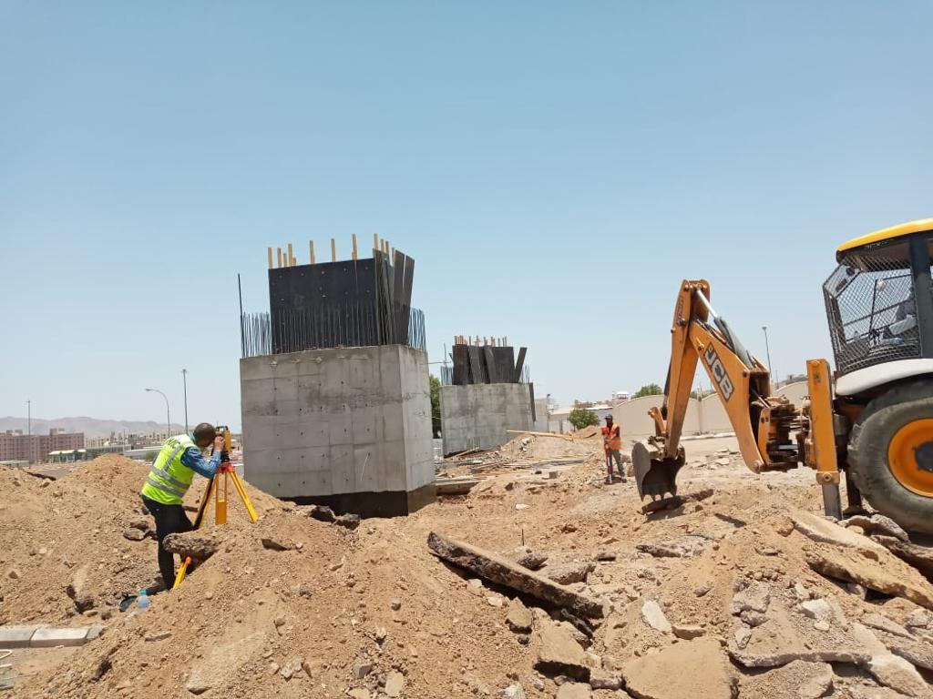 Project to develop and improve the station for receiving pilgrims in Sultana – Medina.