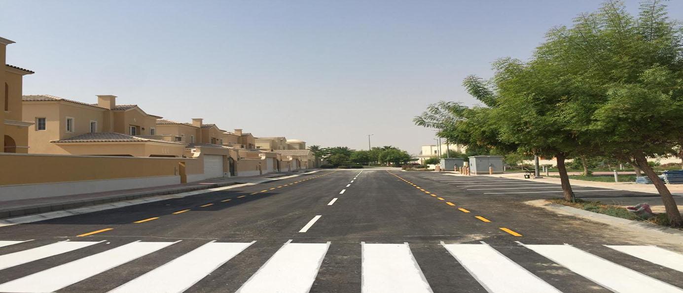 Al Khobar Lakes Development Project in Emaar Company in the Eastern Province