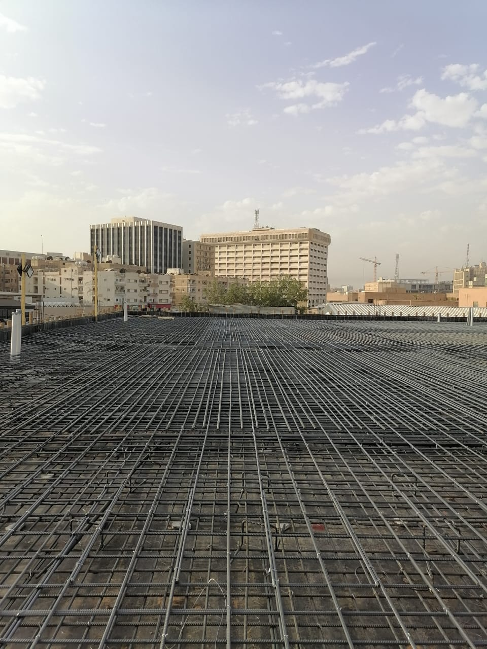 Establishment of the archive building of the Public Administration of Civil Affairs in Riyadh